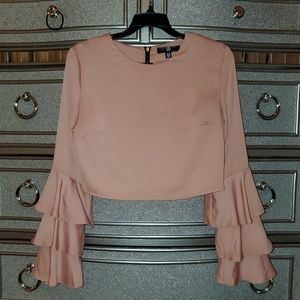Missguided Pink Top 💓